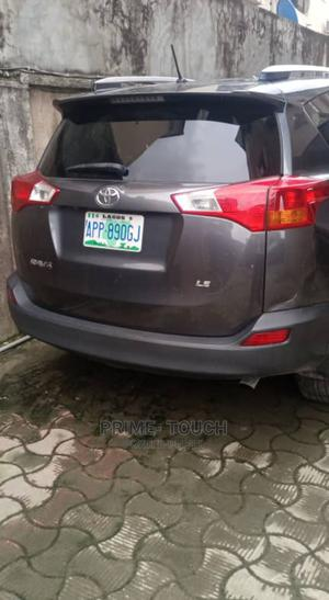 Toyota RAV4 2013 LE FWD (2.5L 4cyl 6A) Gray   Cars for sale in Lagos State, Surulere