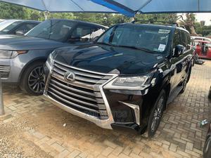 Lexus LX 2017 570 (5 Seats) AWD Black   Cars for sale in Abuja (FCT) State, Gwarinpa