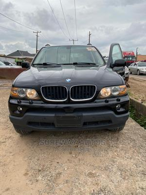 BMW X5 2006 Black | Cars for sale in Lagos State, Isolo