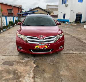 Toyota Venza 2011 Red   Cars for sale in Delta State, Aniocha South