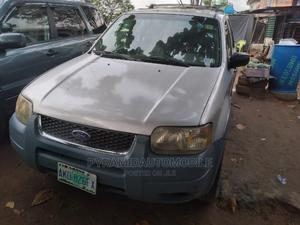 Ford Escape 2002 Silver   Cars for sale in Lagos State, Ogba