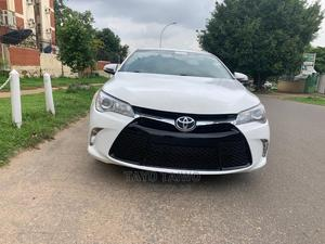 Toyota Camry 2016 White   Cars for sale in Abuja (FCT) State, Garki 1