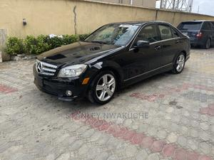 Mercedes-Benz C-Class 2010 C 300 (W204) Black   Cars for sale in Lagos State, Amuwo-Odofin