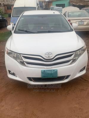 Toyota Venza 2009 V6 White   Cars for sale in Lagos State, Ikeja