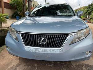 Lexus RX 2011 Blue   Cars for sale in Lagos State, Ikeja