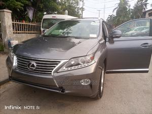 Lexus RX 2013 350 FWD Gray   Cars for sale in Lagos State, Amuwo-Odofin
