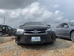 Toyota Camry 2015 Black   Cars for sale in Abuja (FCT) State, Lugbe District