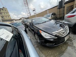 Hyundai Sonata 2012 Black   Cars for sale in Lagos State, Ikeja