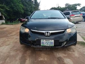Honda Civic 2007 1.4 Black   Cars for sale in Abuja (FCT) State, Jabi