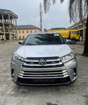 Toyota Highlander 2016 Silver | Cars for sale in Lagos State, Ajah