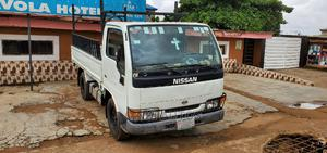 Nissan Cabstar 2002 White   Cars for sale in Lagos State, Oshodi