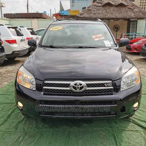 Toyota RAV4 2007 Limited V6 Black | Cars for sale in Lagos State, Ilupeju