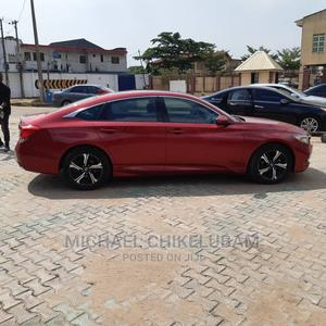 Honda Accord 2018 Red | Cars for sale in Lagos State, Ikeja