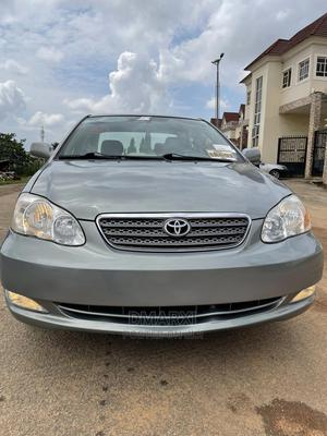 Toyota Corolla 2004 LE Gray   Cars for sale in Abuja (FCT) State, Galadimawa