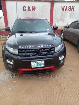 Land Rover Range Rover Evoque 2012 Dynamic Black   Cars for sale in Lagos State, Ikeja