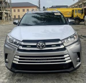 Toyota Highlander 2016 Silver | Cars for sale in Lagos State, Ikoyi
