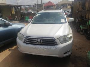 Toyota Highlander 2010 Limited Off White | Cars for sale in Lagos State, Alimosho