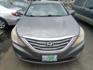 Hyundai Sonata 2011 Gray   Cars for sale in Lagos State, Surulere