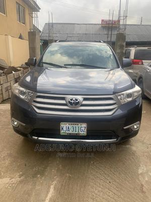 Toyota Highlander 2012 Blue | Cars for sale in Oyo State, Ibadan