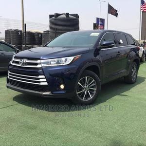 Toyota Highlander 2018 Blue | Cars for sale in Lagos State, Lekki