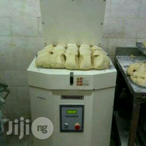 Electric Dough Divider 20 Cut