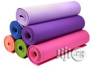 Yoga Mat In Different Color   Sports Equipment for sale in Lagos State, Surulere