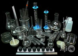 Set Of Laboratory Glasswares | Tools & Accessories for sale in Abia State, Aba North