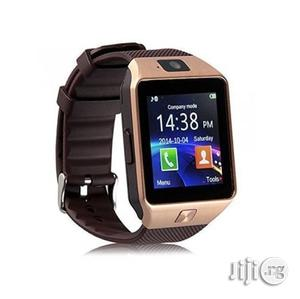 Smart Watch Phone - Black, Brown, White | Smart Watches & Trackers for sale in Lagos State, Ojodu