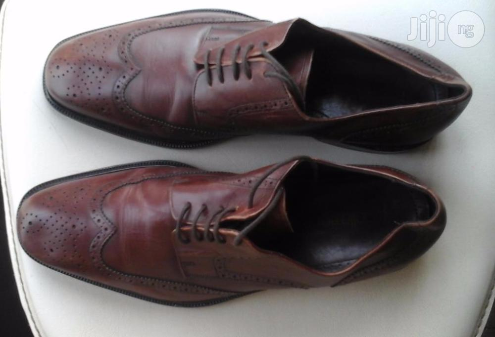 Archive: Italian Marks and Spencer Men Shoe Size 43/44 (London Used)
