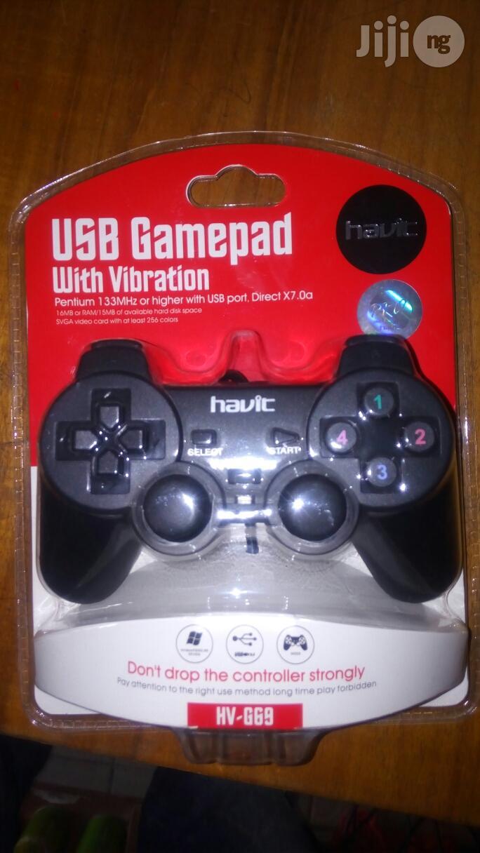 HAVIT Usb Single Gamepad