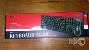 HAVIT Wireless Keyboard and Mouse   Computer Accessories  for sale in Lagos State, Ikeja