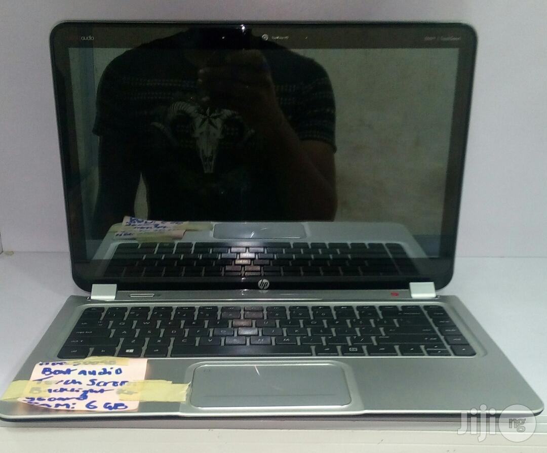 HP Envy Touchsmart Ultrabook 4/ Corei5 14.1inches Win10 500HDD 6GB RAM