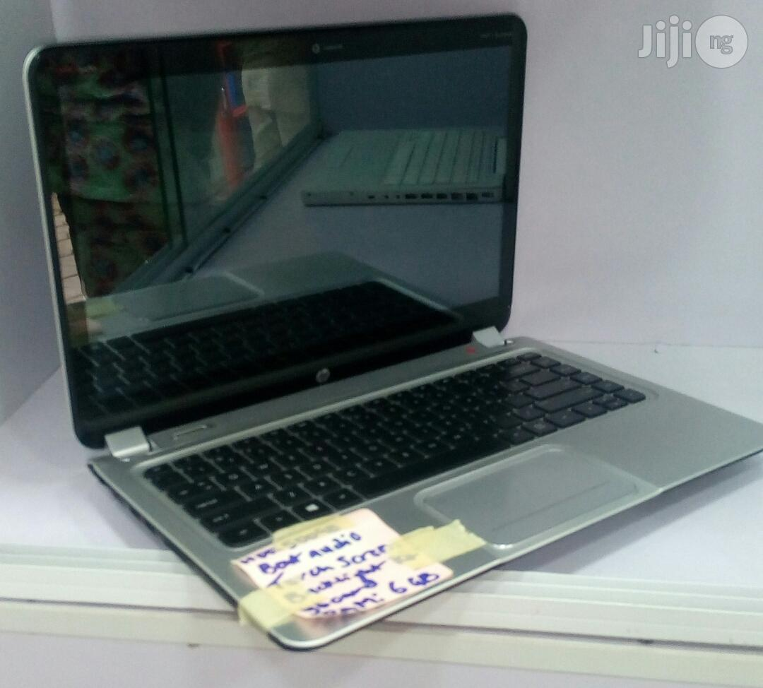 HP Envy Touchsmart Ultrabook 4/ Corei5 14.1inches Win10 500HDD 6GB RAM | Laptops & Computers for sale in Ikeja, Lagos State, Nigeria