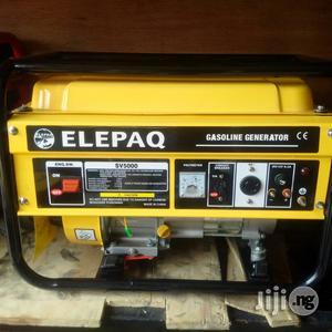 Elepaq Petrol Generator Sv 5000 Cx | Electrical Equipment for sale in Lagos State, Ojo