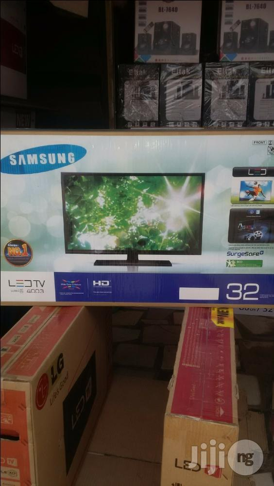 Promo Samsung TV 32 Led