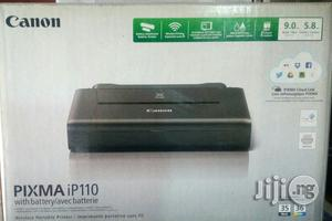 Canon PIXMA Ip110 Mobile Printer | Printers & Scanners for sale in Lagos State, Ikeja