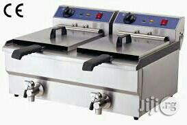 Double Tap Gas Fryer | Restaurant & Catering Equipment for sale in Lagos State, Ojo