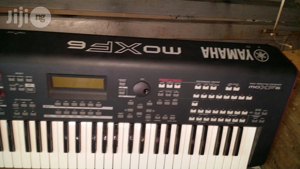 Yamaha Moxf6 | Musical Instruments & Gear for sale in Ojo, Lagos State, Nigeria