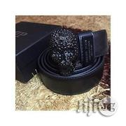 Phillip Plein Leather Belt | Clothing Accessories for sale in Lagos State
