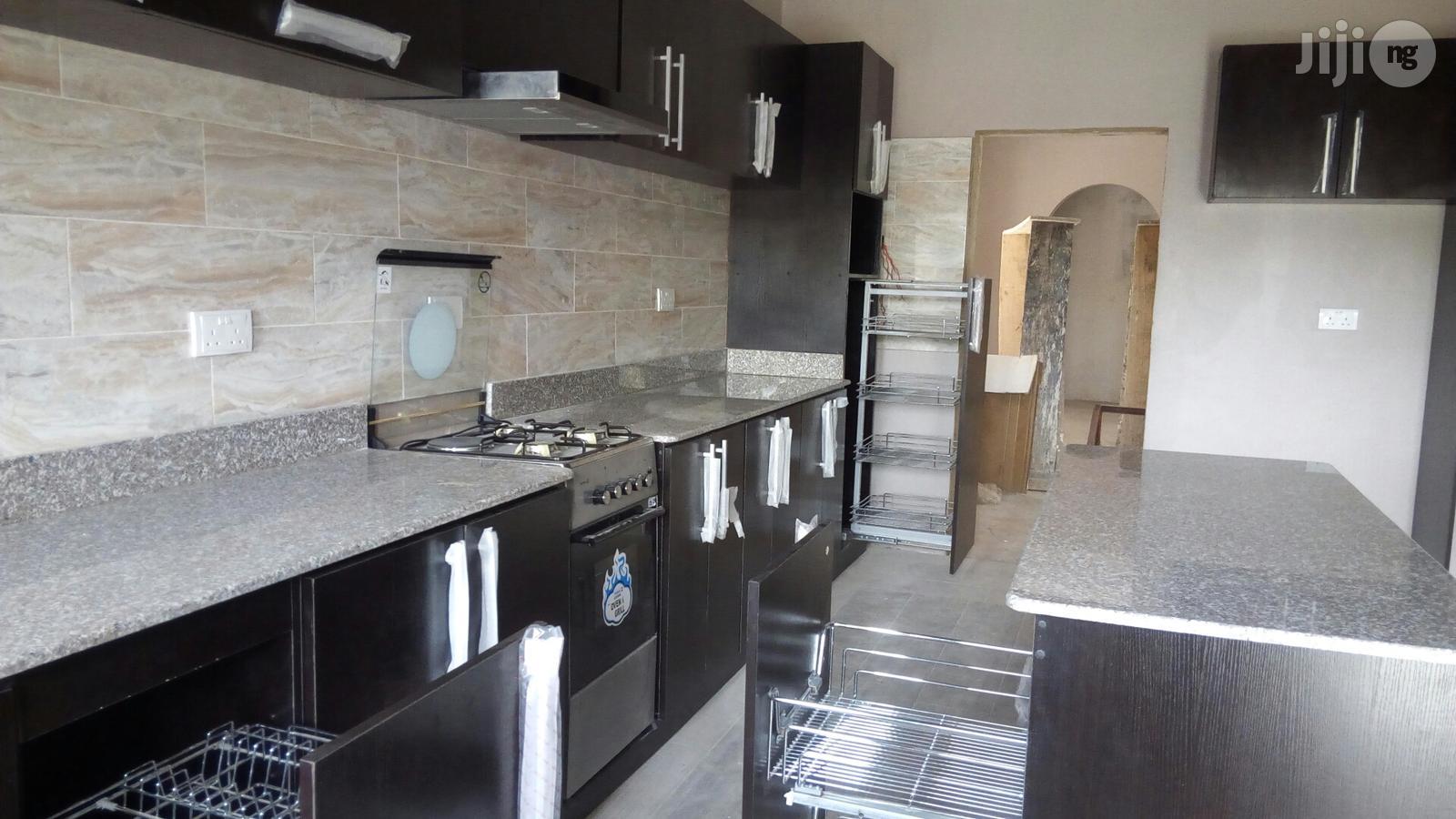 Kitchen Cabinets Black | Furniture for sale in Isolo, Lagos State, Nigeria