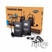 Takstar WTG-500 UHF Wireless Tour Guide System | Audio & Music Equipment for sale in Lagos State, Ikeja