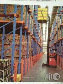 Industrial Racks/Shelves