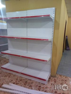 High Quality Supermarket Shelf and Accessories   Store Equipment for sale in Lagos State, Lekki