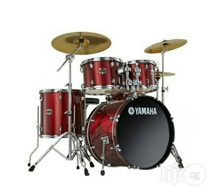Archive: Yamaha Drum Set - 5 Set
