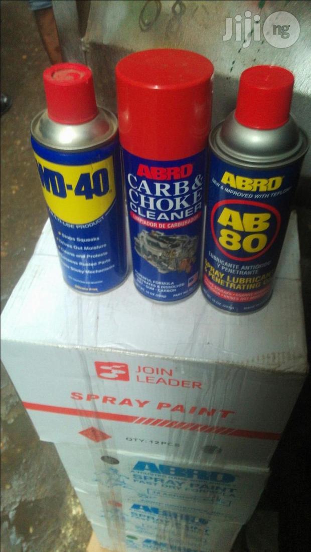 Abro Spray Anti Rust