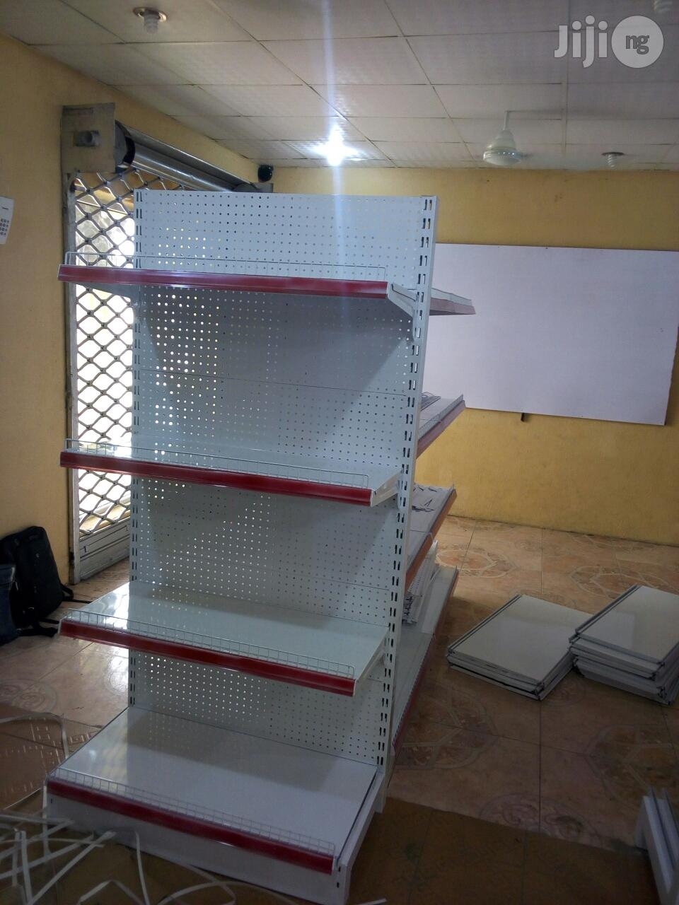 Good Quality Supermarket Shelves 3   Store Equipment for sale in Surulere, Lagos State, Nigeria