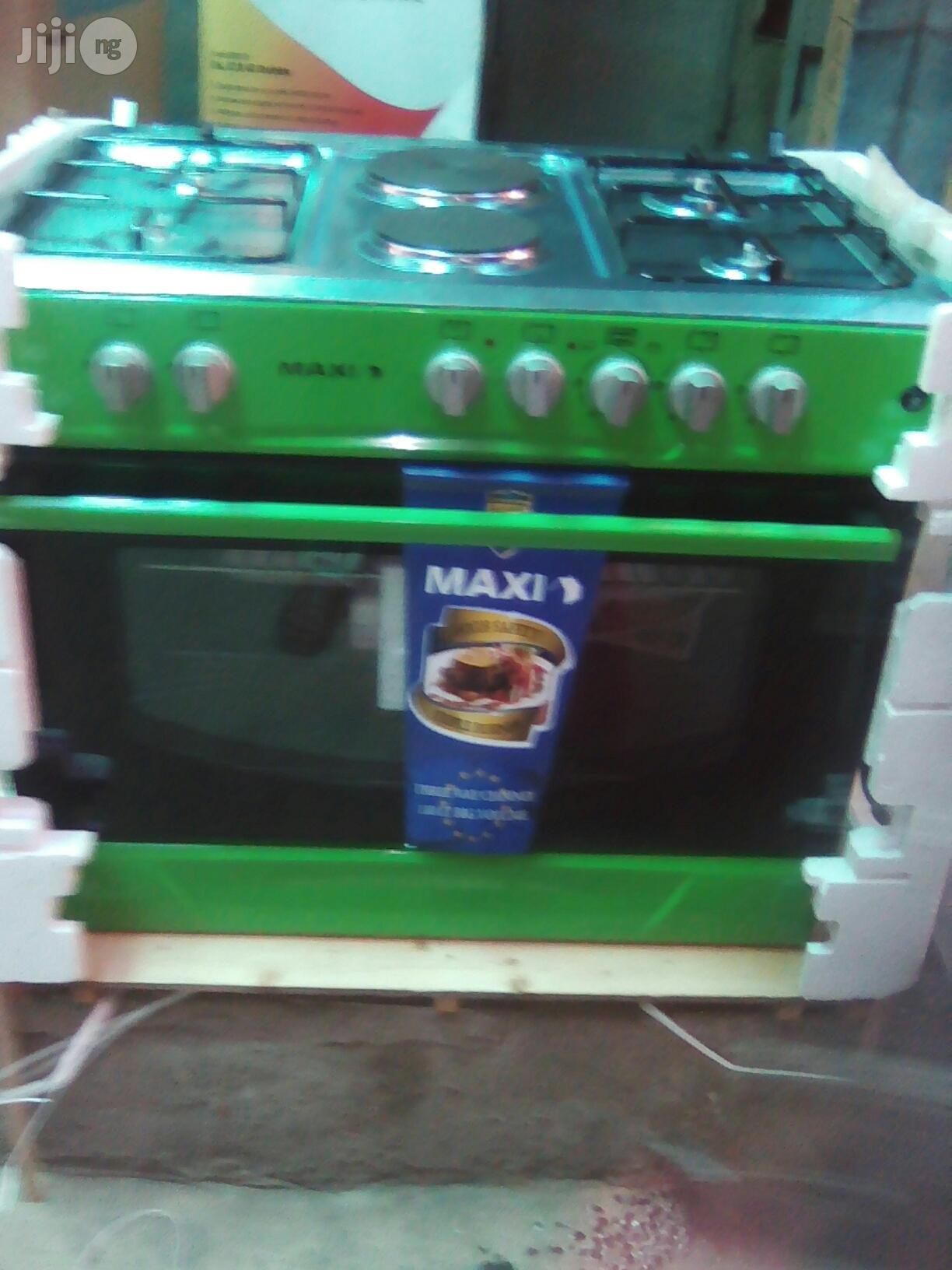 Maxi Gas Coker 6 Burner