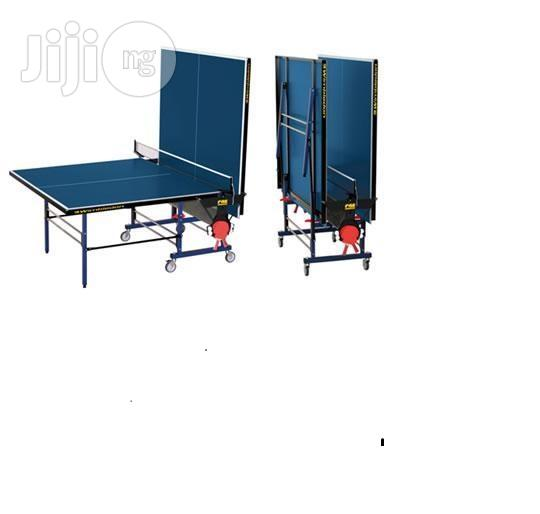 Archive: Aluminum All Weather Table Tennis Board