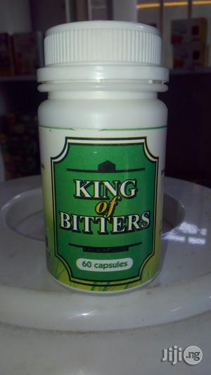 King Of Bitters (Andragraphis Paniculata) 60 Capsules   Vitamins & Supplements for sale in Lagos State, Ikeja