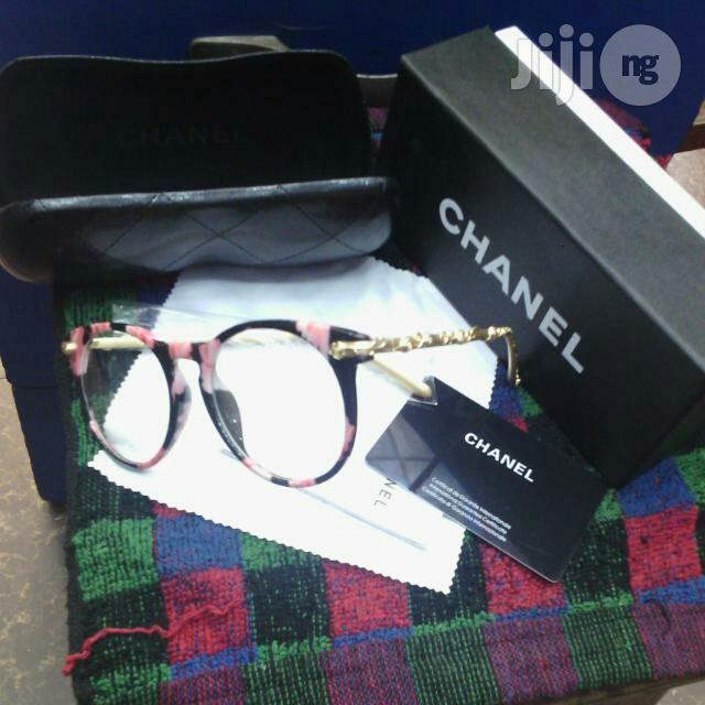Original Chanel Glasses